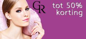 Promoties op Golden Rose Make-up