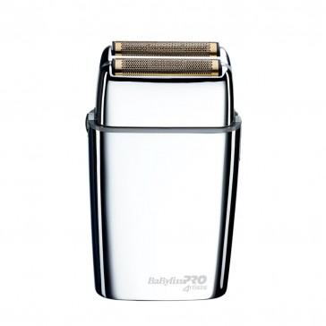 BabylissPro Double Foil Metal Shaver FXFS2E