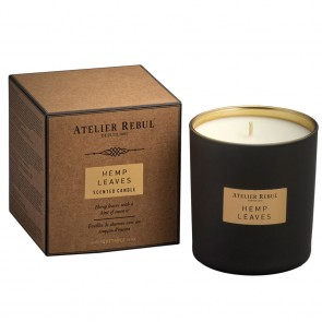 Atelier Rebul Hemp Leaves Scented Candle