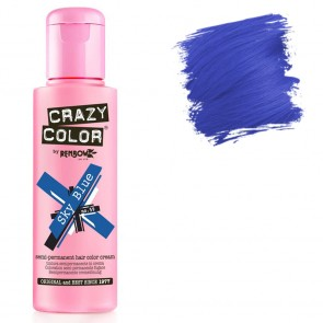 Crazy Color Sky Blue 100ml
