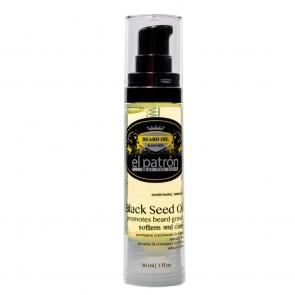 El Patron Black Seed Beard Oil 30ml