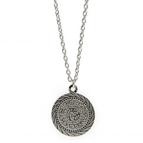 Silis Necklace Gypsy Coin So Silver