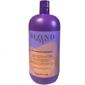 Inebrya Blondesse No-Orange Shampoo 1000ml