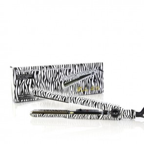 ISO Titanium Animal Series Zebra Stijltang