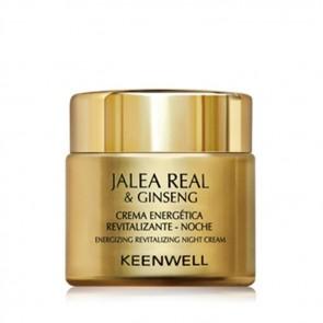 Keenwell Jalea Real & Ginseng Nachtcreme