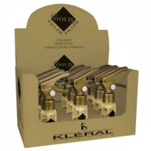 Kleral Gold Filler - Hair Botox 9x10ml