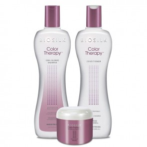 BioSilk Color Therapy Cool Blonde Kit