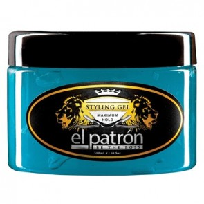 El Patron Maximum Hold Styling Gel 310 ml