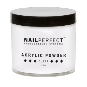 Nail Perfect Acryl Poeder Clear