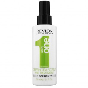 Revlon Uniq One All In One Hair Treatment Green Tea 150ml