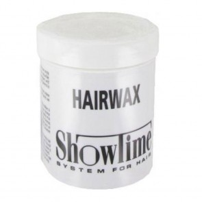 Showtime hair wax