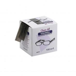 Sibel Visuwell Brilbeschermers 400St Clean All