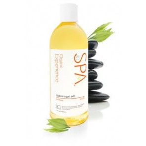 Spa Mandarin + Mango Massage Oil