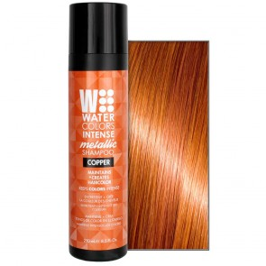 Tressa WaterColors Intense Metallic Shampoo Copper