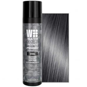 Tressa WaterColors Intense Metallic Shampoo Steel