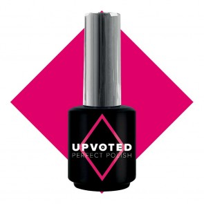 Upvoted Soak Off Gel Polish #164 Bubble Gum 15ml